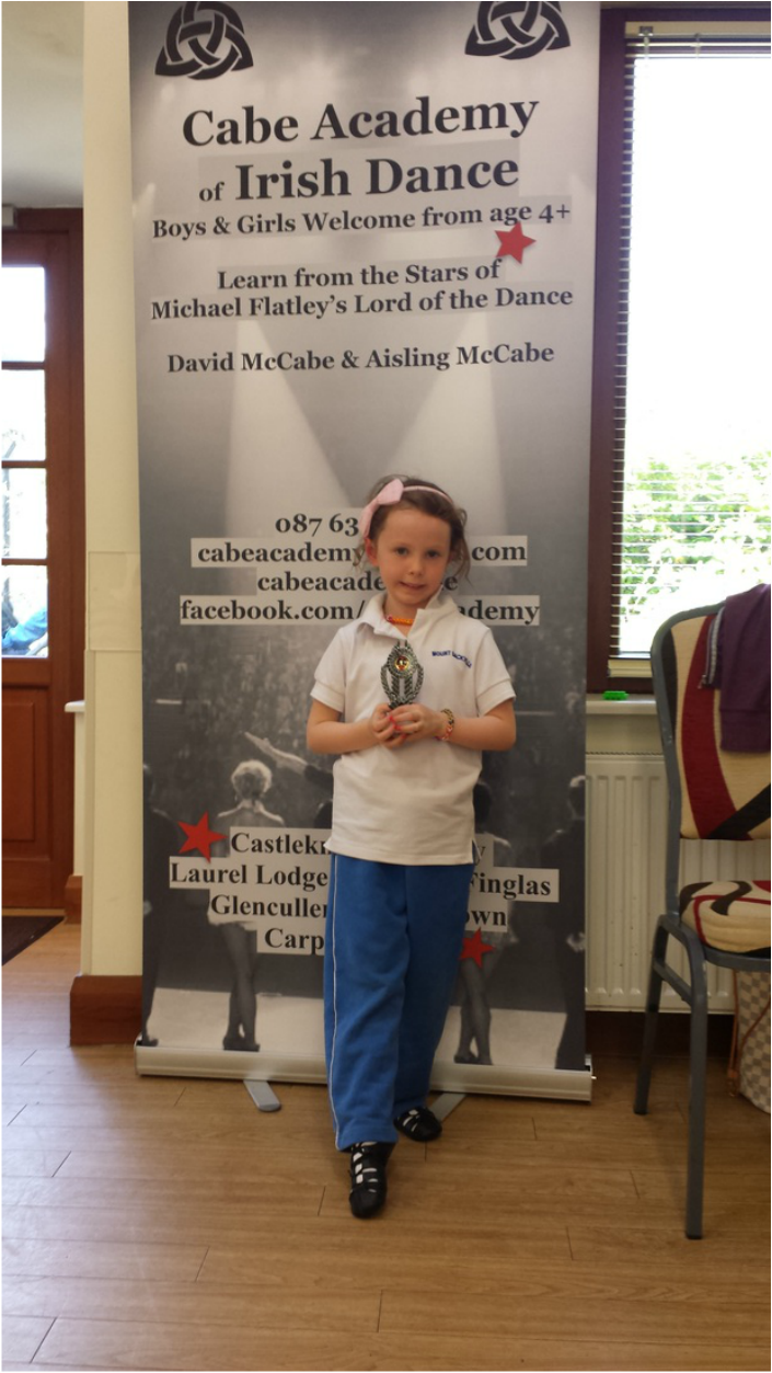 Irish Dancing School Clonsilla